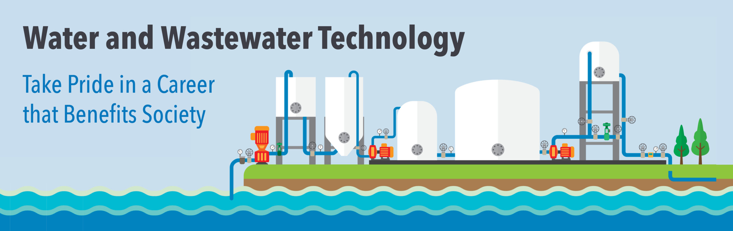 water waste technology training